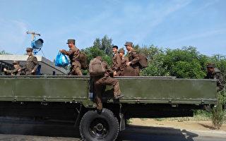 日媒:朝鮮油價猛漲 士兵棄卡車改用牛車