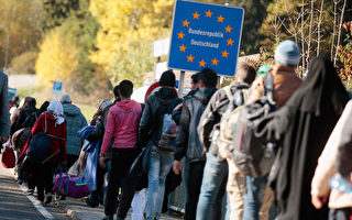 德國年輕男性難民比例大 暴力案件增多