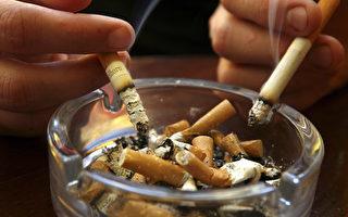 加州戒菸狀況有改善 仍有11%菸民