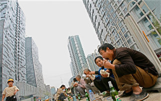 中国火热楼市开始冷却 北京上海房价下跌