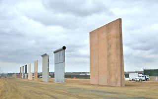美墨边境墙预算曝光 总长1000英里10年180亿