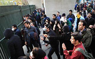 """伊朗示威者感谢川普支持""""盼他国不要沉默"""""""
