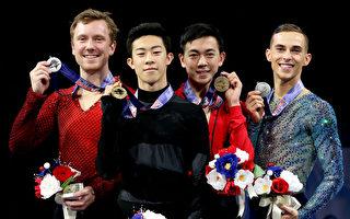 組圖:3華裔滑冰選手代表美國進軍冬奧會