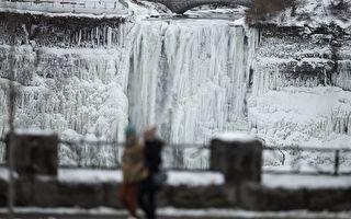 大多地区周一降雪 傍晚通勤需小心