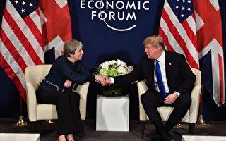 川普和梅达沃斯会谈 敲定年内出访英国