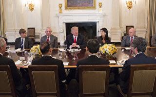 應對朝鮮伊朗威脅 川普:持續和安理會合作