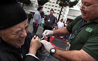 流感疫情加剧 加州死亡病例增至74人