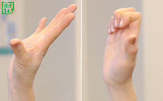 """一学就会的""""手运动"""" 手部疾病不上身"""