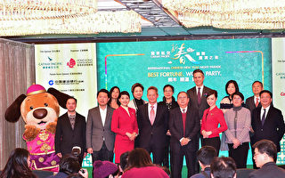 香港旅发局料15万人 中国新年看花车汇演