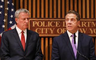 州长市长较劲 地铁修复计划被搁置