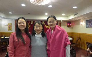 學中文讀古詩 華裔姐妹出詩集