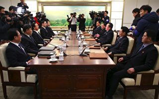 韩朝会谈 韩提无核化对谈 朝未正面回应