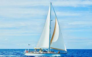 首位自駕帆船環球游華裔女性 4年海上歷險看淡生死