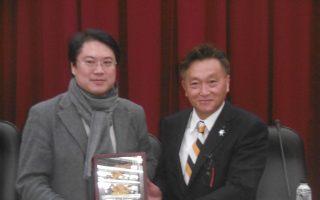 日本吴市访基隆  吴市副议长:加强市民和学生交流
