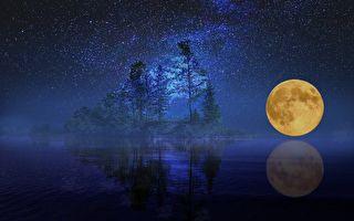 笑得好起死回生 借月亮夸嘴