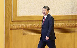 習近平多次在公開場合說,要嚴防發生「顛覆性錯誤」。 (Lintao Zhang/Getty Images)