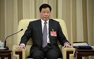 上海高层换届,应勇连任市长。(WANG ZHAO/AFP/Getty Images)