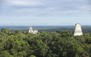 玛雅古城藏身中美洲丛林 人口规模惊呆专家