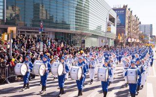 法拉盛新年大游行准备就绪 2月17日登场