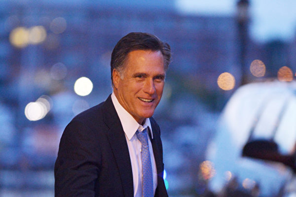 前总统候选人罗姆尼角逐犹他州参议员