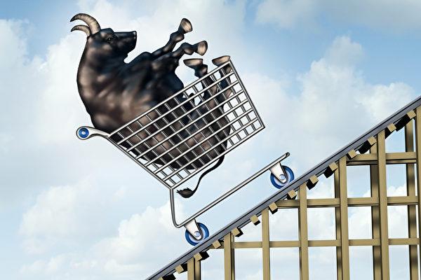 美股週五微漲仍累跌5% 市場期待回歸「正常」