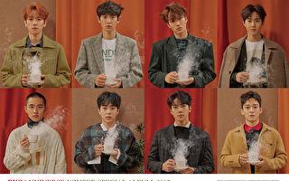 EXO化身咖啡暖男 推出冬季特別專輯