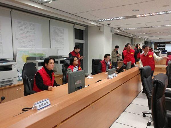 台湾花莲发生强震 陆续传出灾情