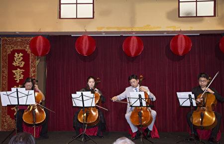 聖地亞哥中華歷史博物館慶狗年晚宴