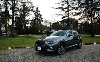 车评:灵巧四驱车 2018 Mazda CX-3