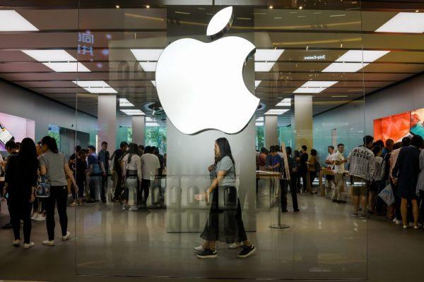 法国成功讨税 苹果公司补缴5亿欧元
