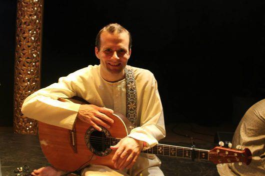 Nemanja Rebic是一位世界級吉他演奏家。(Nemanja Rebic/Facebook)