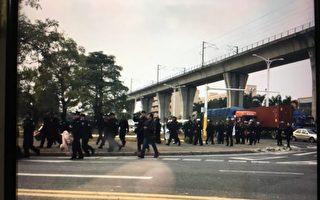 广东村官偷卖土地 村民维权遭打压