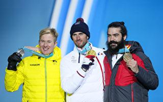 平昌冬奥会 滑雪选手休斯为澳洲再添银牌