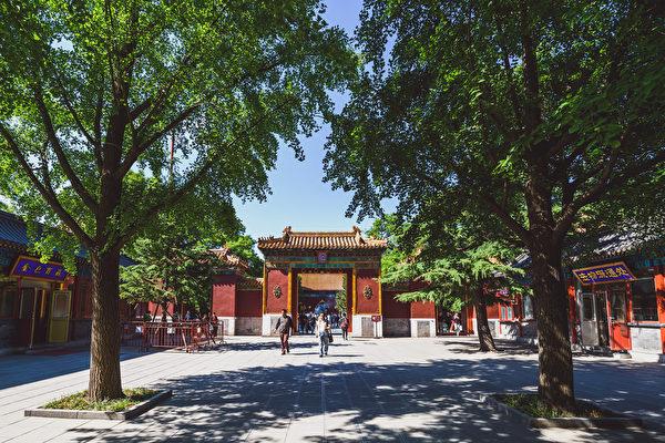北京雍和宫曾是清朝历代皇帝每年举办菩提日庆典的地方。(图/shutterstock)