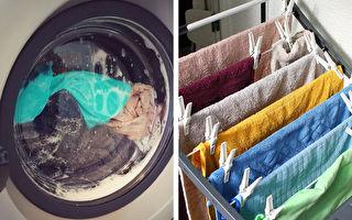 洗衣忘記拿出衛生紙超崩潰?學會這招讓你淡定擺脫紙屑