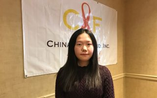 在中英文間翱翔 華裔女孩要做文化領導者