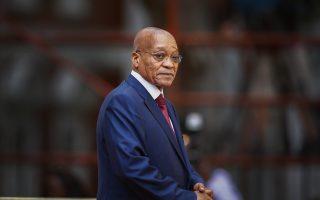 党内逼宫 南非总统或被罢黜