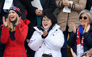 伊萬卡不願與金與正相比 為朝鮮民眾心痛