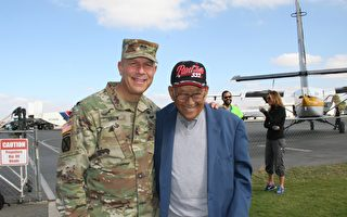 参二战、韩战、越战97岁老兵讲为什么参军