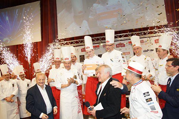 鹅肝松露烹调赛 传承法式烹饪经典
