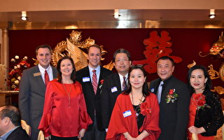 臺灣商會、眷村聯誼會等舉辦新春聯誼晚宴