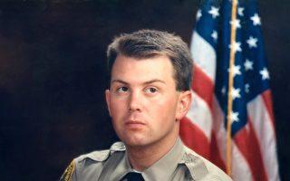 子弹卡头24年 洛警退休英雄离世