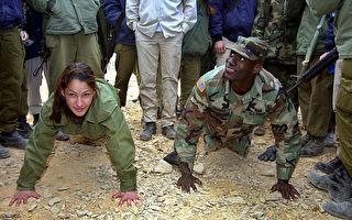 1分鐘84個伏地挺身 小女孩擊敗美國大兵