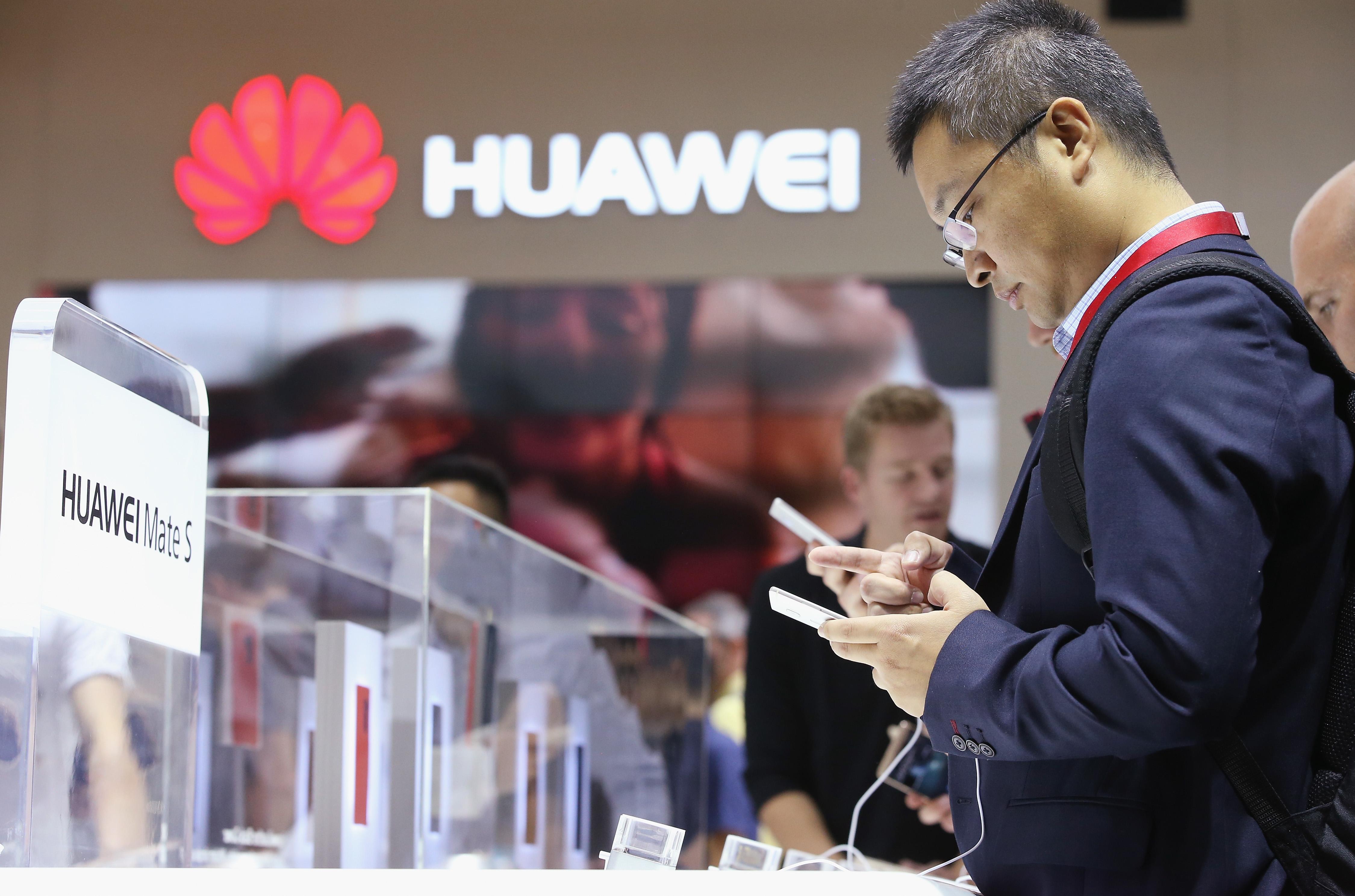 防情報洩漏 傳日本政府將禁用華為中興產品