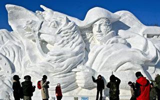 创纪录的中国游客涌至海外过年