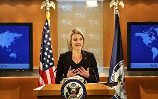 美国:与朝鲜对话的条件是无核化 否则免谈