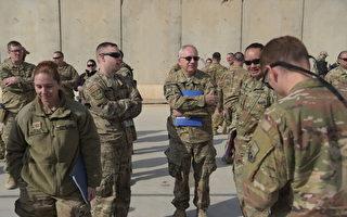 击败伊拉克的IS后 美军向阿富汗增兵