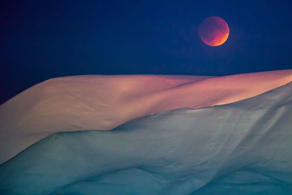 血月是什麼徵兆 聖經預言怎麼說?