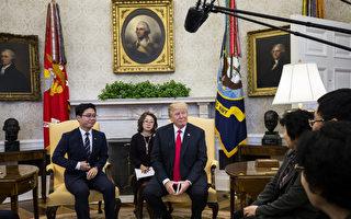脫北者:川普在切實努力改善朝鮮人權狀況