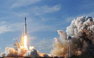 SpaceX火箭一次性发射64卫星 再创历史